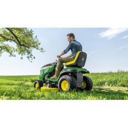 Tractor Cortacésped John Deere Mulching X126 107 cm de Corte