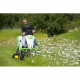 MBHE2 Tractor cortacésped ETESIA Motor B&S, 80cm, 15,5 CV