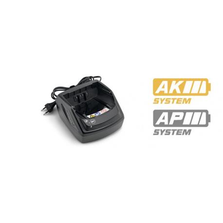 AL 101 Cargador STIHL de baterías AK System Indicador Carga