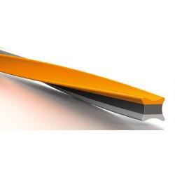 Hilo corte Trenzado +Tecnología CF3 Pr Ø 2,4 mm x 345,0 m 3K