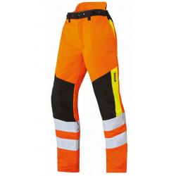 Pantalón anticorte de Advertencia Protect MS Talla XL