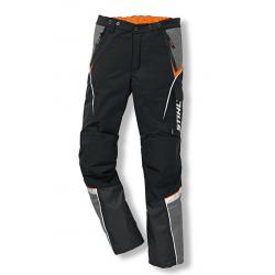 Pantalon anticorte ADVANCE X-Light Talla S Negro