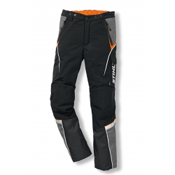 Pantalon anticorte ADVANCE X-Light Talla L Negro
