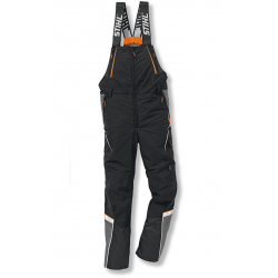 Pantalon Peto anticorte ADVANCE X-Light Talla L Negro