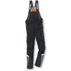 Pantalon Peto anticorte ADVANCE X-Light Talla XL Negro