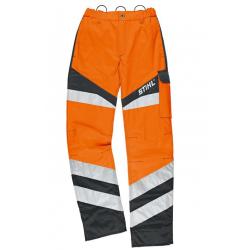 Pantalón desbrozadora de Advertencia PROTECT FS Talla M