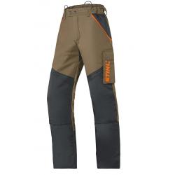 Pantalón para corte con desbrozadora TriProtect FS Talla XS