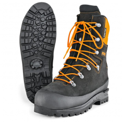 Botas cuero anticorte GORE-TEX TREKKING ADVANCE GTX Talla 46