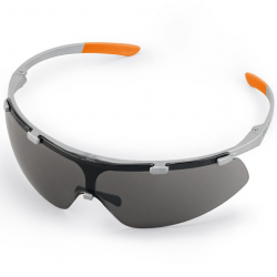 Gafas de protección ADVANCE Super Fit lente Negro