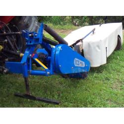 Segadora Rotativa BCS Rotex Silver de tractor de 5 discos