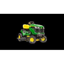 Tractor Cortacésped John Deere Mulching X107 107 cm de Corte