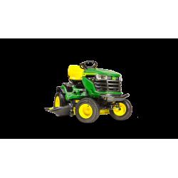 X167 Tractor Cortacésped John Deere Mulching Corte 122 cm