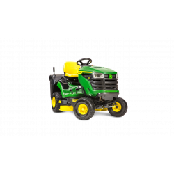 X147R Tractor Cortacésped John Deere Corte 92 cm y Recogedor