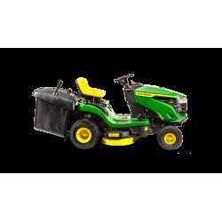 X117R Tractor Cortacésped John Deere Corte 92 cm y Recogedor
