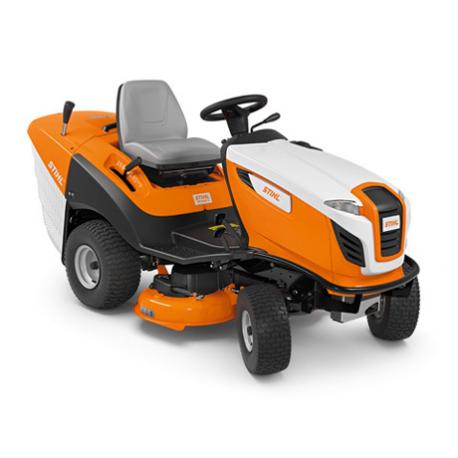 RT 5097 Tractor Cortacésped STIHL + Recogedor Corte 95cm