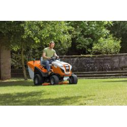 RT 6127 ZL Tractor Cortacésped STIHL + Recogedor Corte 125cm