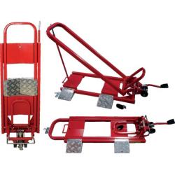 Elevador Hidraulico Eleva Lateral Cortacésped Hasta 500kg