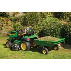 Tractor Cortacésped John Deere Mulching X165 122 cm de Corte