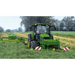 Segadoras Rotativas para Tractor