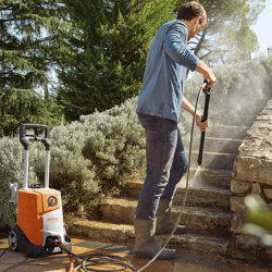 Hidrolimpiadoras para limpiar con Agua Fría