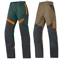 Pantalones para Desbrozadora