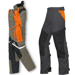 Pantalones y Perneras Anticorte