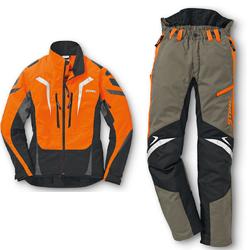 Protección del Cuerpo Chaquetas y Pantalones