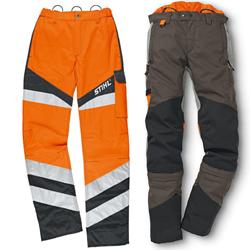 Pantalones para Desbrozadora, Cortasetos y para Todos los Usos